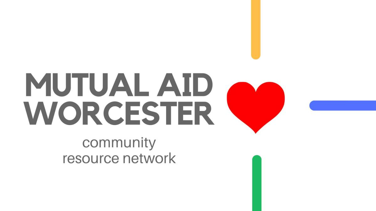 Mutual Aid Worcester: A community resource network